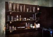 Experiment Photos - Chemist - The Scientist  by Mike Savad