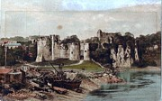 William  Bennett - Chepstow Castle