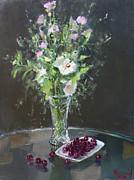 Ylli Haruni - Cherries and Flowers for Her III