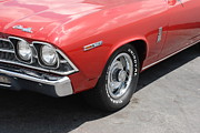 Chevelle Digital Art Prints - Cherry Chevelle Print by Rob Hans
