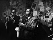 New York Jazz Art - Cherry & Coleman, 1959 by Granger