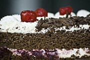 Cake Originals - Cherry on top by Nelieta Mishchenko