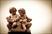 Dresden Photos - Cherubs by Brittany Spitler