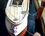 Chesapeake Boat Print by Bob Dornberg