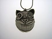 Cheshire Cat  Print by Michael Marx