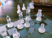 Checkmate Photo Prints - Chess is Not for Sissies Print by Anne-Elizabeth Whiteway
