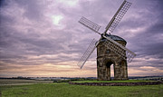 Grade 1 Prints - Chesterton Windmill Print by Jack Downes