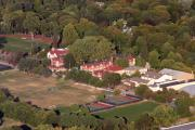 Pearson Aerial Originals - Chestnut Hill Academy 500 West Willow Grove Avenue Philadelphia PA 19118 4198 by Duncan Pearson