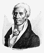 Chevalier Photo Framed Prints - Chevalier De Lamarck Framed Print by Granger