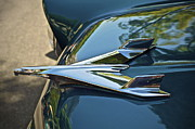 Blue Chevy Photos - Chevrolet Bird by Gwyn Newcombe