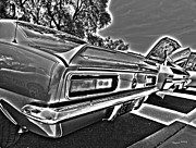 Chevelle Framed Prints - Chevrolet s Framed Print by Cheryl Young
