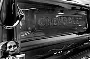 Tailgate Prints - Chevroloet Print by Gabe Arroyo