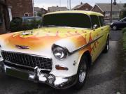 Dawn Hay - Chevy 55 Belair Nomad