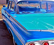 1960 Photo Originals - Chevy Bel Air by Bill Owen