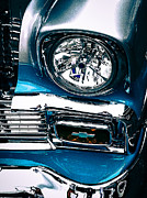 Headlamp Photos - Chevy by Pattie  Stokes