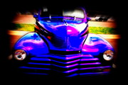 Auction Prints - Chevy Reborn Print by Susanne Van Hulst