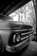Old Pickup Photos - Chevy Truck by Patrick  Flynn