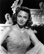 1949 Movies Prints - Chicago Deadline, Donna Reed, 1949 Print by Everett