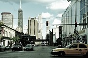 Architectur Photo Originals - Chicago by Ewa Pasek Riley