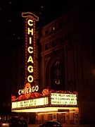 Chicago Photography Originals - Chicago Lights by Brianna Thompson