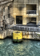 Tom Biegalski Acrylic Prints - Chicago River Alcove Acrylic Print by Tom Biegalski