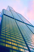 First Star Art Photos - Chicago Sears Willis Tower by First Star Art
