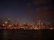 Dan Susek - Chicago Skyline -...