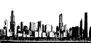 Matthew Formeller - Chicago Skyline