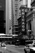 Mike Schmidt Photos - Chicago Theater by Mike Schmidt