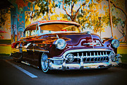 Lowrider Digital Art - Chicano Park Lowrider by Stephen Ray
