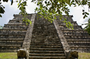 Archaeological Photos - Chichen Itza 3 by Douglas Barnett