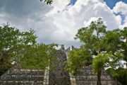 Archaeological Photos - Chichen Itza 4 by Douglas Barnett