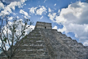 Archaeological Photos - Chichen Itza 5 by Douglas Barnett