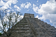 Archaeological Photos - Chichen Itza 6 by Douglas Barnett