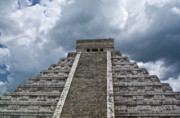 Archaeological Photos - Chichen Itza 7 by Douglas Barnett