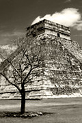 Chris Brannen - Chichen Itza Blk and...
