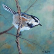 Debra Mickelson - Chickadee
