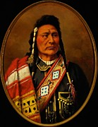 Chief Joseph Posters - Chief Joseph Poster by Pg Reproductions
