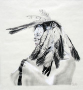 Graphite Pastels - Chief by Mayhem Mediums