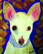 Chihuahua Framed Prints - Chihuahua Framed Print by Char Swift