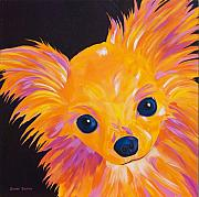 Chihuahua Paintings - Chihuahua by Susan Szabo