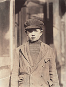 1910s Portrait Prints - Child Labor, Coconut Shaver, Kibbes Print by Everett