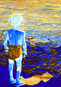 Yemaya Prints - Child of the Sea 2 Print by Duwayne Washington