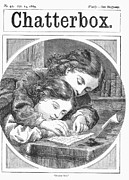 Children Book Art - Childrens Magazine, 1869 by Granger