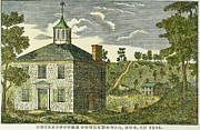 1801 Prints - Chillicothe: Courthouse Print by Granger