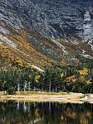 Baxter Framed Prints - Chimney Pond Baxter State Park Maine  Framed Print by Brendan Reals