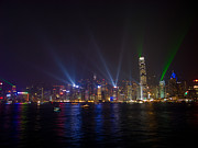 Tsim Sha Tsui Prints - China-hong Kong Print by Mark Simons Photography