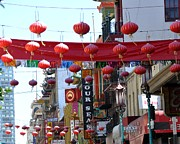 Donna Harlev - Chinatown San Francisco