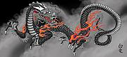 Devaron Jeffery - Chinese Dragon