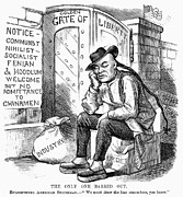 Anti Immigrant Photos - Chinese Exclusion Act, 1882 by Granger